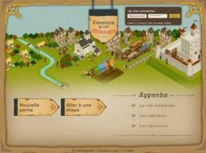 5 me jouer construire sa cit m di vale histoire en cours - Construire une cite medievale ...