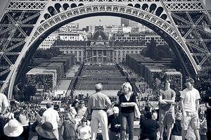 Trocadéro scene # 2