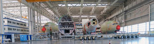 Airbus A380 Final Assembly Line